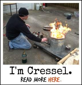 Side Bar I'm Cressel